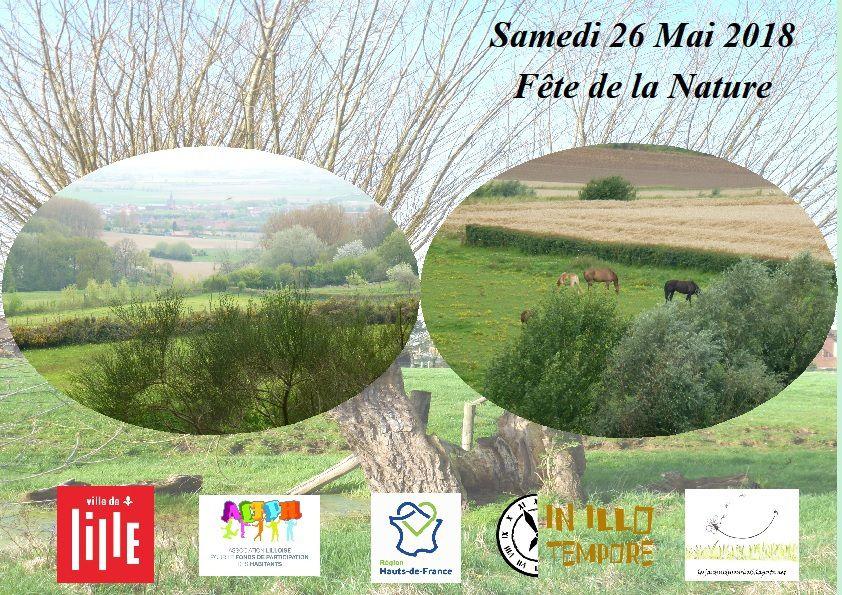 Fête de la nature Lille programme