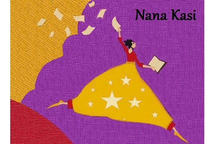 """Nana Kasi """" J'irai conter chez vous"""" Lille Bois Blancs"""