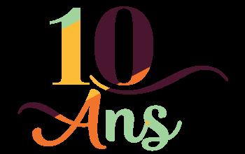 C'est l'anniversaire de notre BLOG , 10 ans déjà !  Toute l'équipe vous remercie pour votre confiance