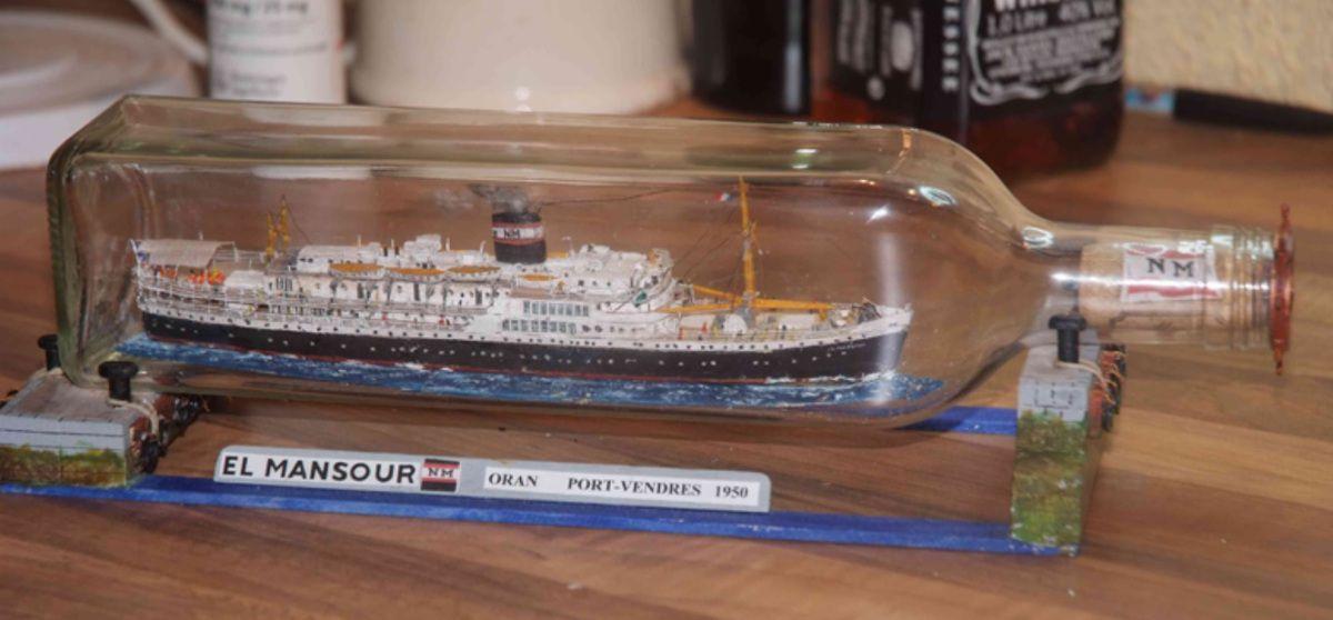 """""""CLIC"""" pour voir les grands bateaux qui fréquentaient les ports de la Méditerranée."""