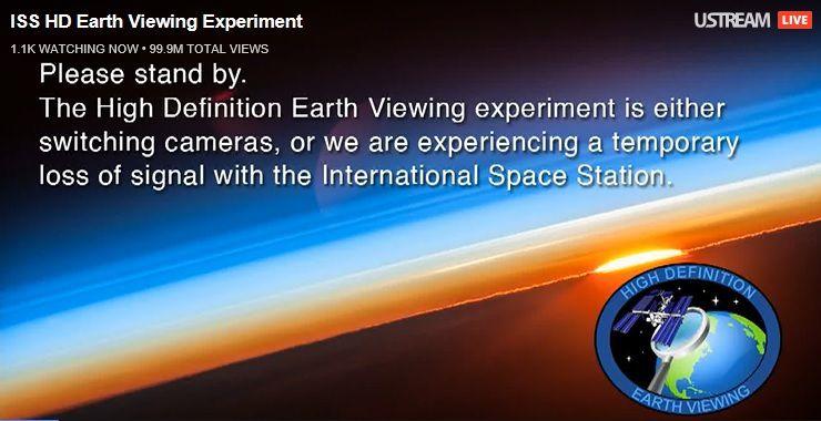 """Lever du Soleil au-desus de la Chine vers 22h40. - """"CLIC"""" pour voir de la station spatiale en direct."""