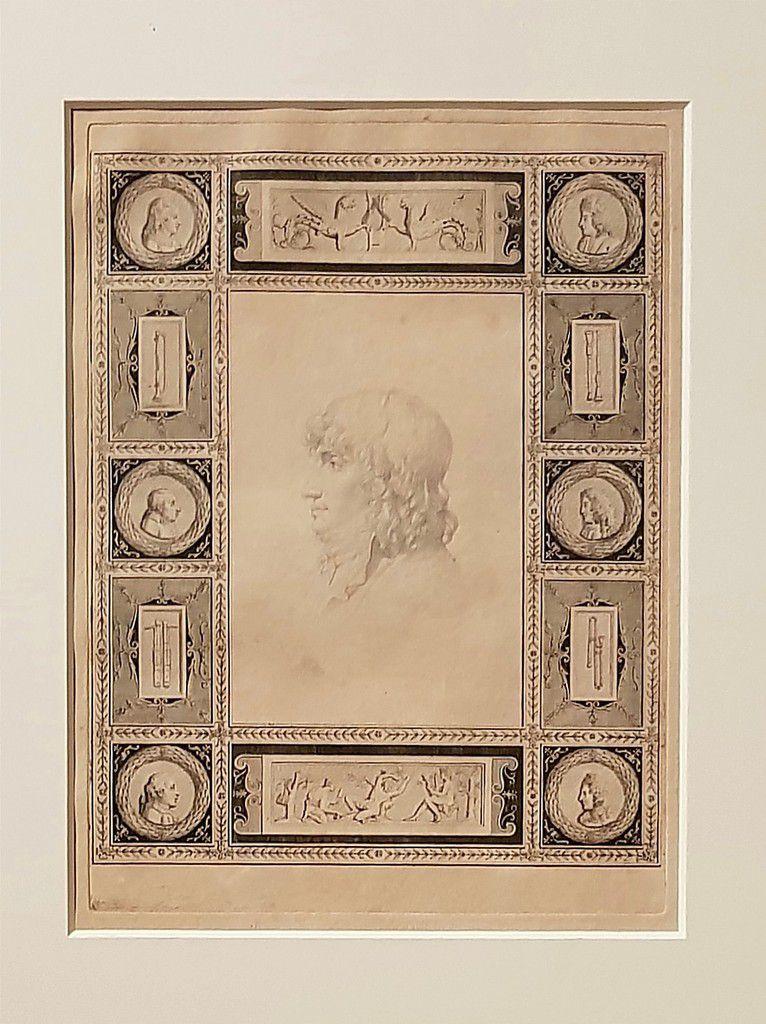 Souvent de petites tailles, mais toujours de grands talents, cent cinquante dessins des grands maîtres du XVIIIe siècle !