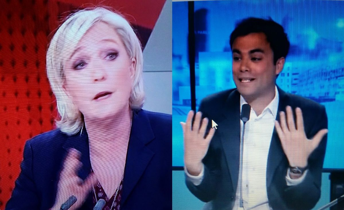 Les GG avec la névrose de Cosigny avantagent Marine Le Pen à force de taper sur elle
