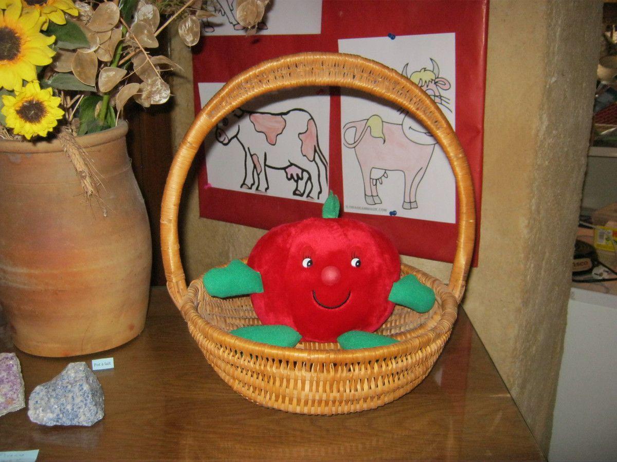 Tous les paniers et corbeilles ont été fabriqués Autrefois pendant les veillées, l'hiver dans le Morvan