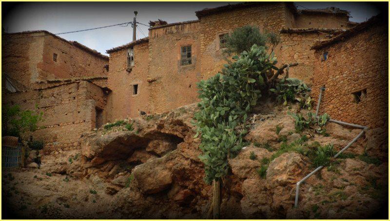 "Village "" Berbere "" de TANAGMALT"