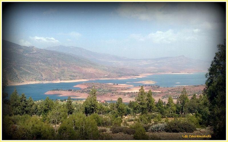 Barrage de Bin el Ouidane ...