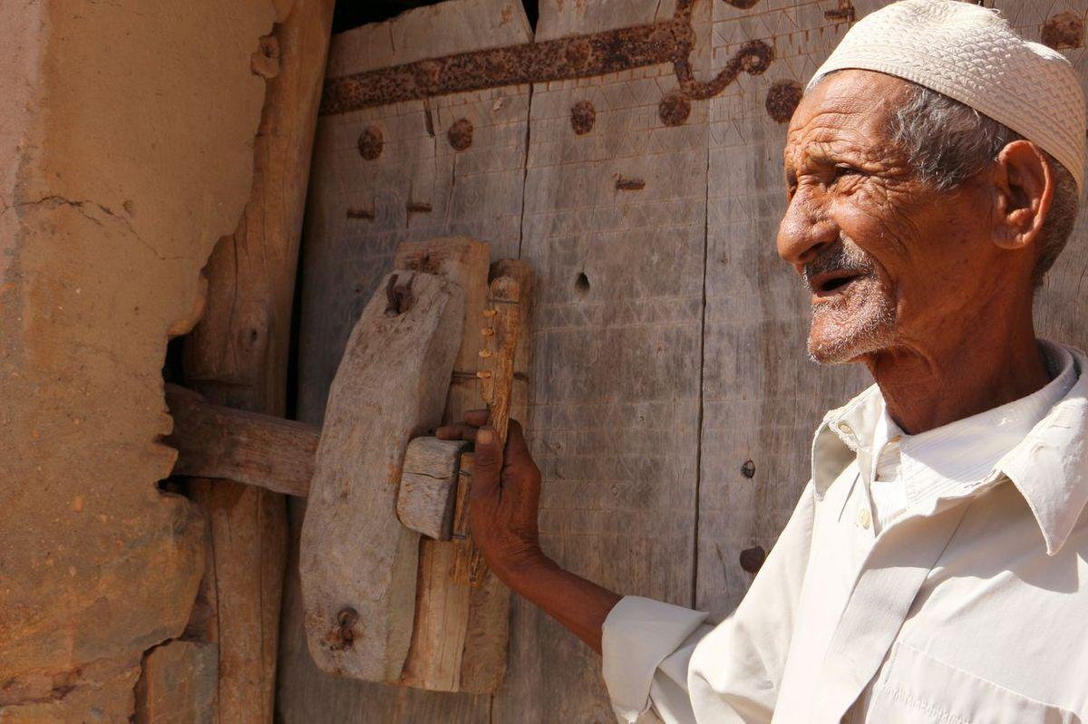 Trésors du Maroc...l'Agadir d'inoumar