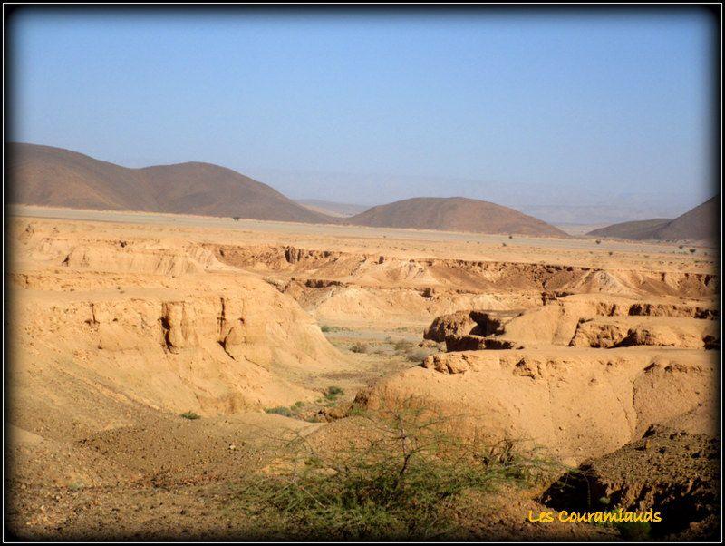 Détours du Maroc ..Tata >> Foum zguig