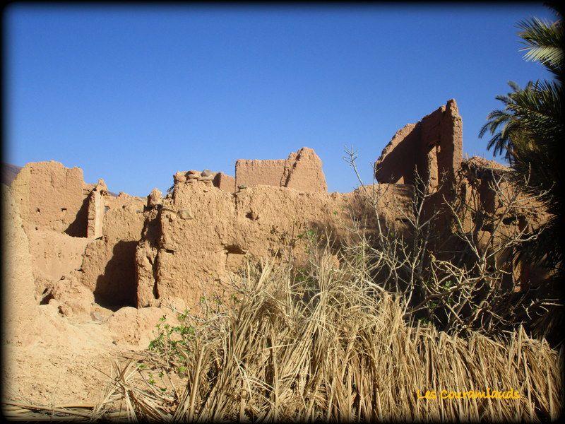 Détours du Maroc ...La Kasbah de Foum zguid
