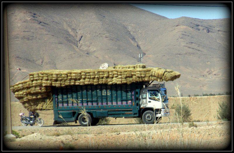 Détours du Maroc...O fil du ruban noir ...