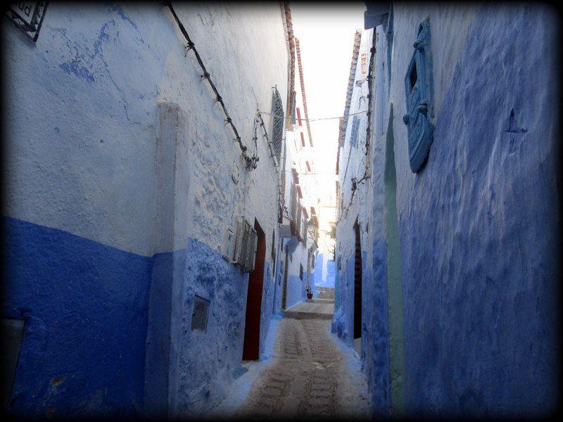 Détours du Maroc ..  Chefchaouen ..