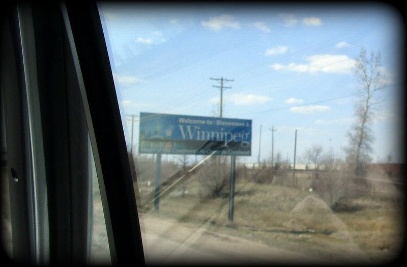 North Bay >>>>> Thunder Bay  >>> Winnipeg..