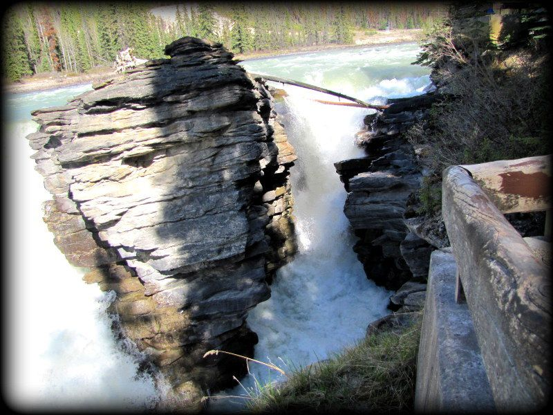 Les  Chutes Athabasca