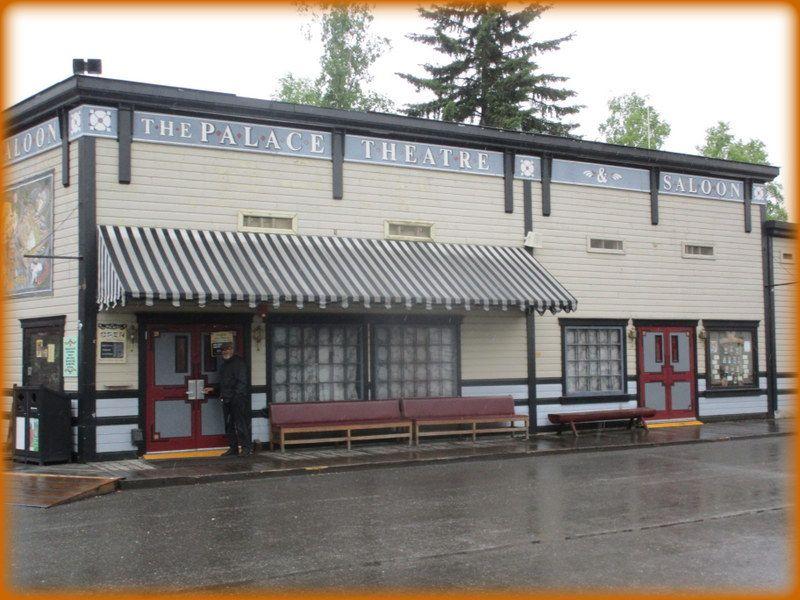 Fairbanks le 1ier objectif du Road trip