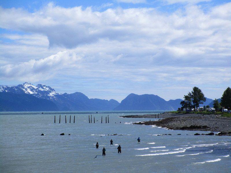 Alaska ..La dernière Frontière ..