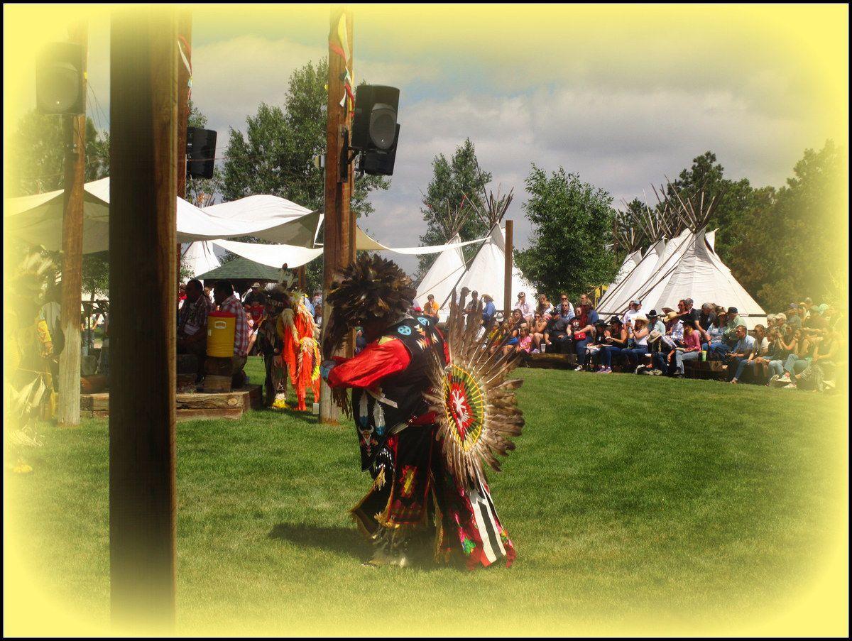 Cheyenne Pow wow...