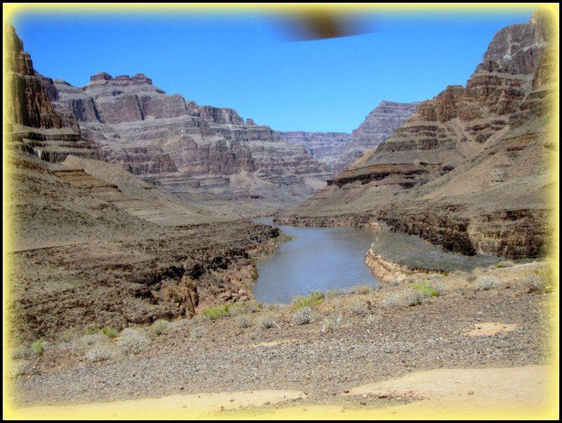 Notre Grand Canyon ..