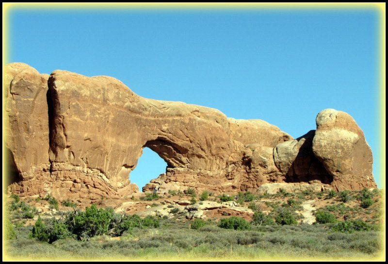 Arches National Park ..