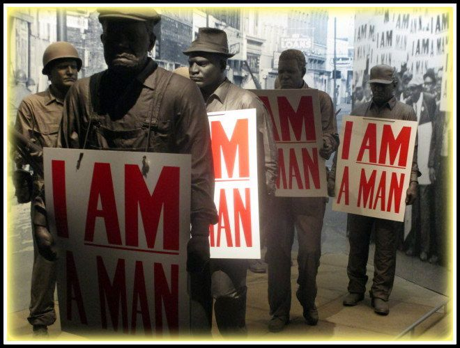 Memphis ..National Civil Rights Museum