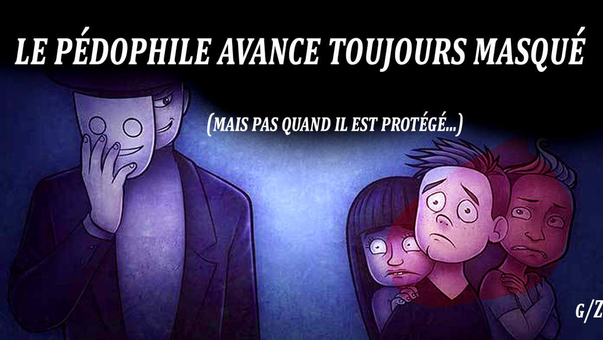 Pédophilie : « We are the world... The children... »