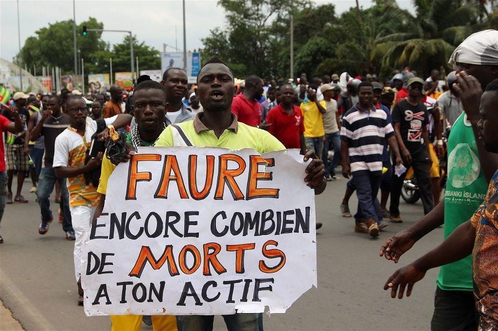 Faure Gnassingbé en campagne internationale pour 2020