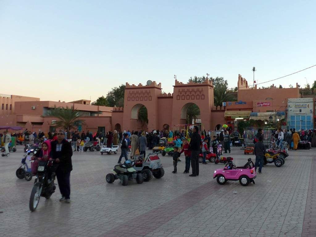 De Marrakech à Zagora.