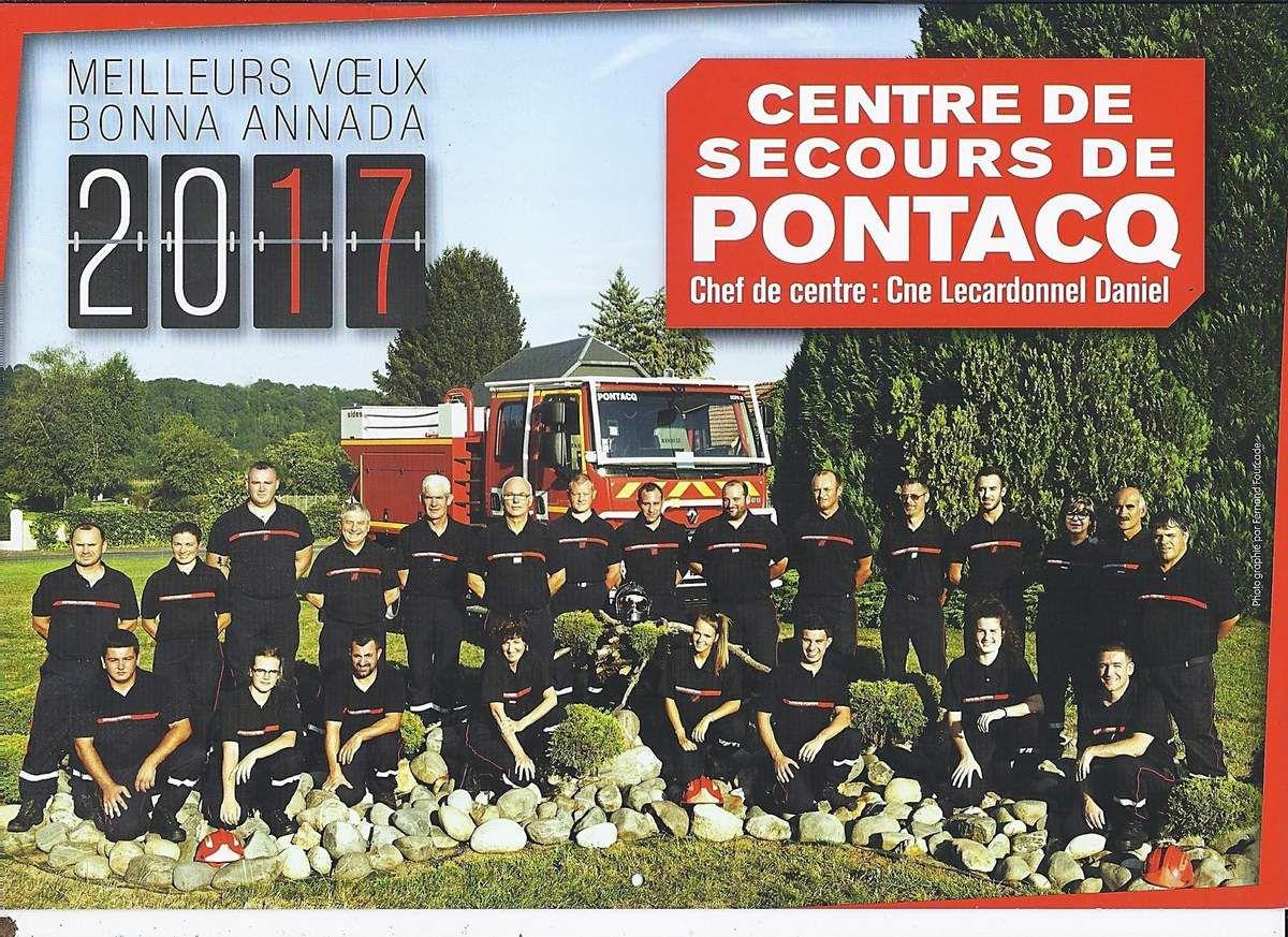 Calendrier Pontacq 2017...