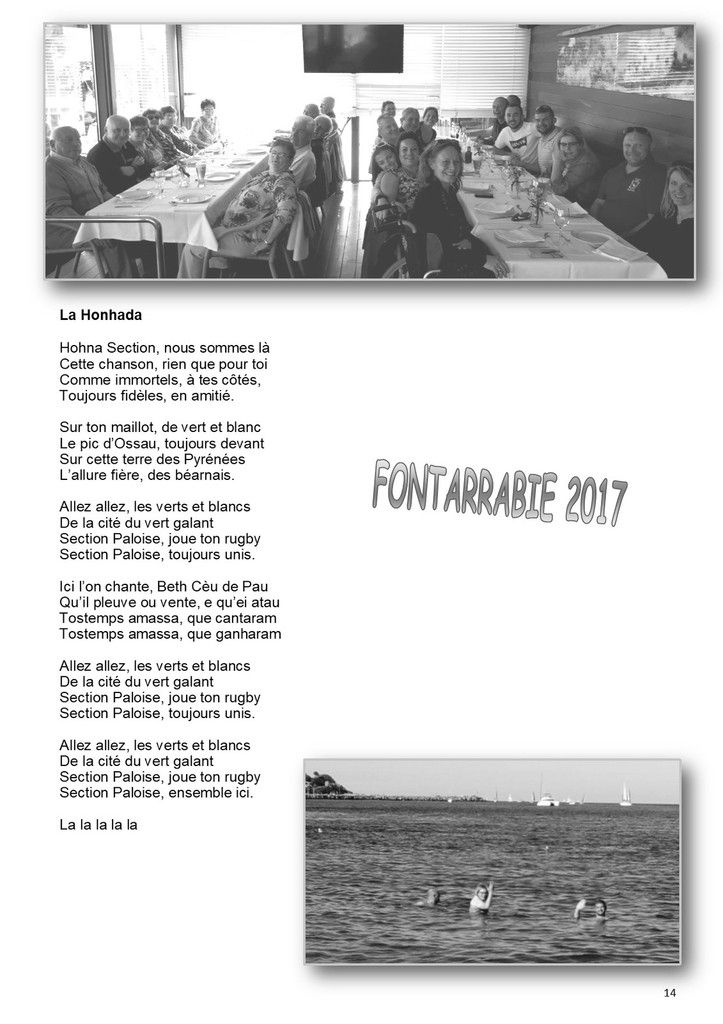 Sainte Barbe Pontacq 2017...
