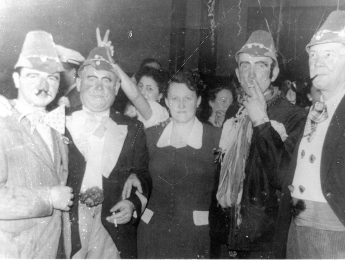 Anciens carnavals d'Algrange (sans dates).....