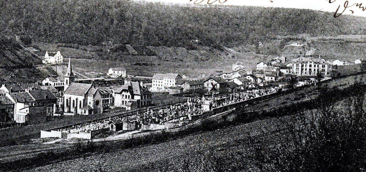 Journée des défunts à Algrange et son cimetière