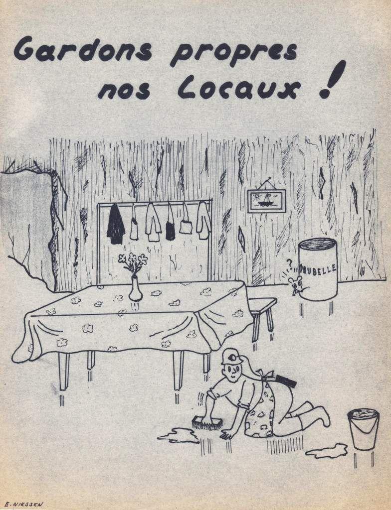 La sécurité dans les mines d'Algrange vue par Ernest NIESSEN