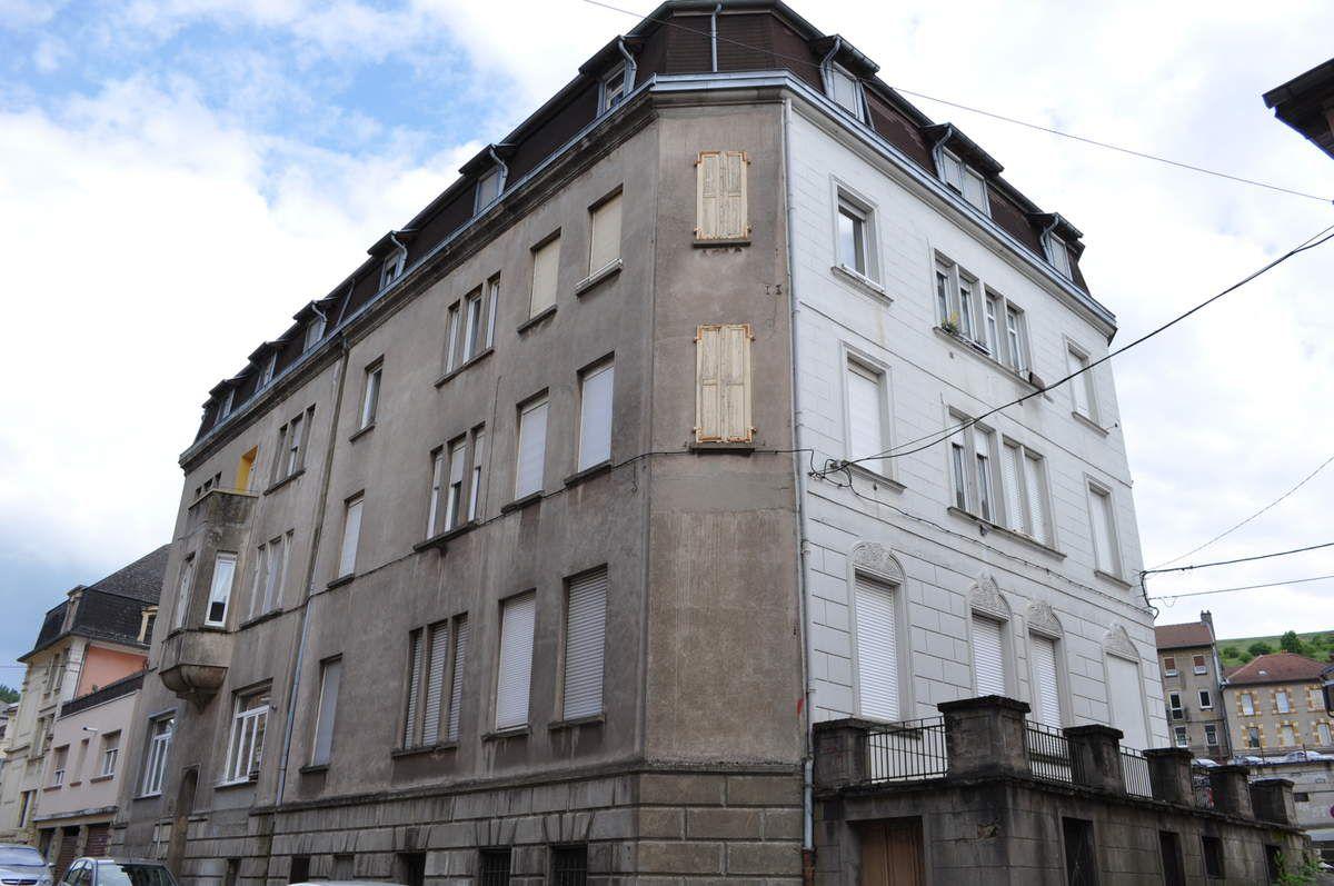 N° 3 rue Jean Burger à Algrange - Habitation