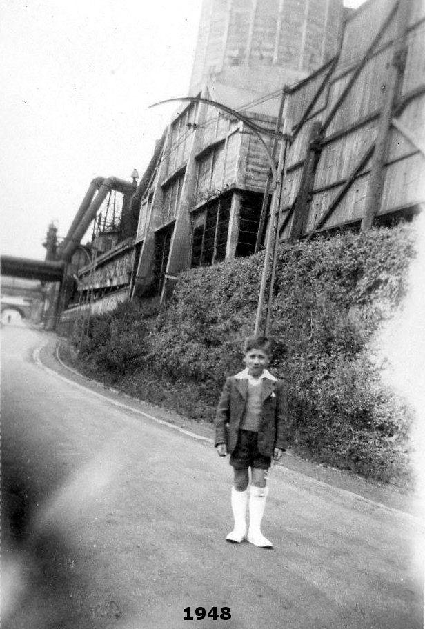 Les réfrigérants de l'usine de la Paix à Algrange (ex S.M.K.)