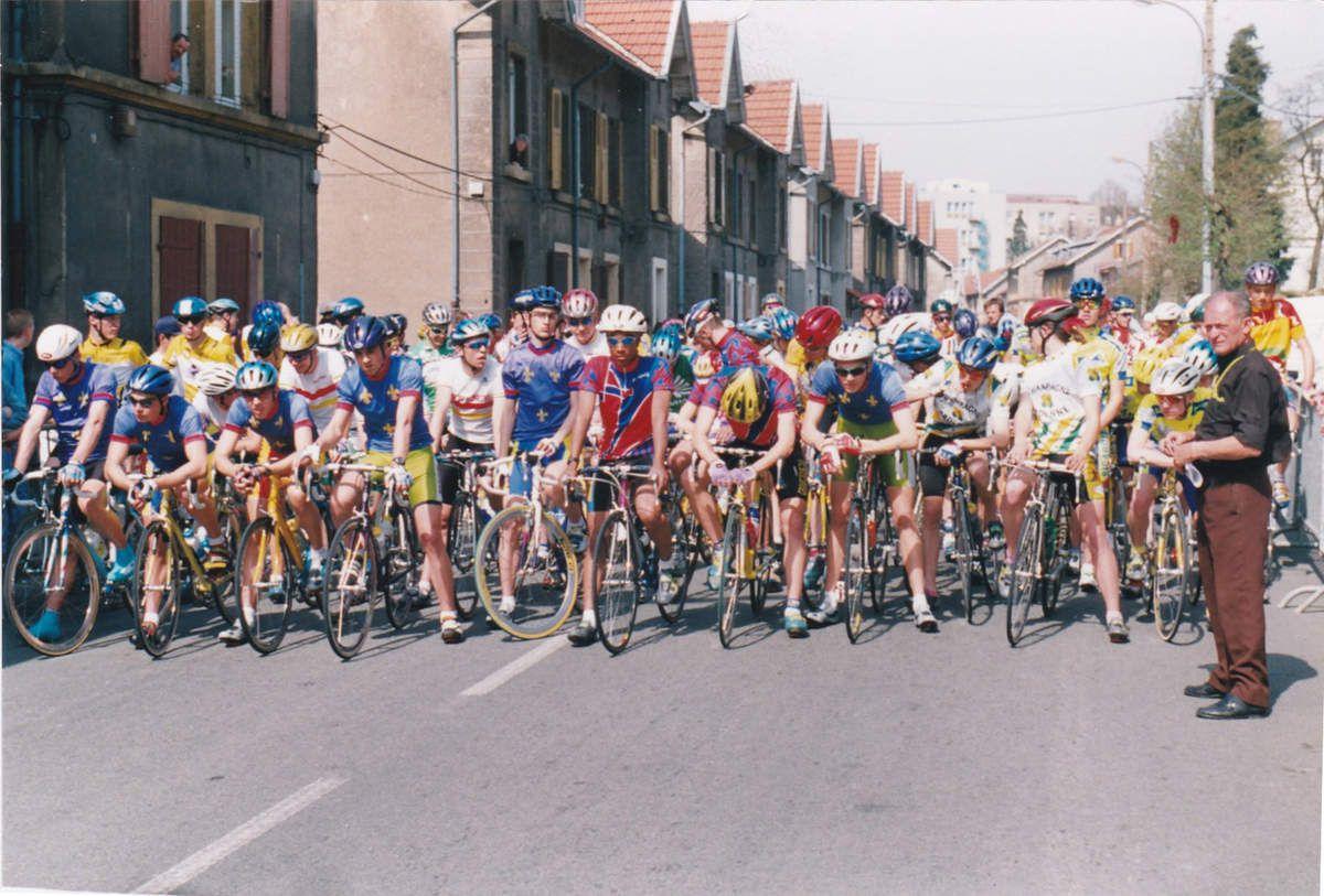 La ronde du saint Michel en 1996 à Algrange
