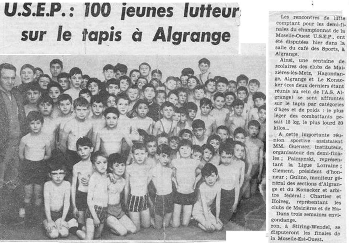 Dans les années 60