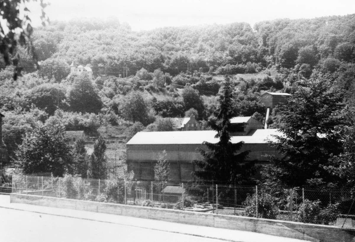 RL d'août 1983 et vues sur les silos en 1985