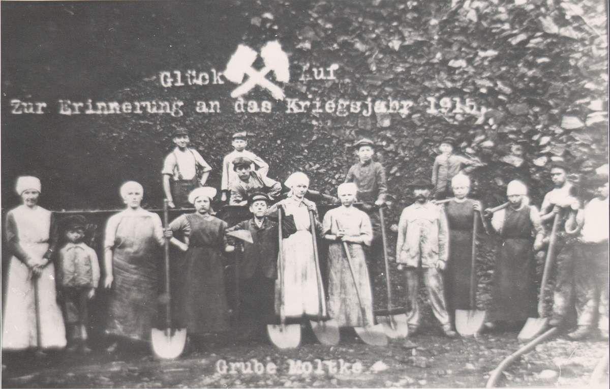 Livre de Roland SEBBEN - ALGRANGE Cité aux 4 mines - La mine La Paix (4)