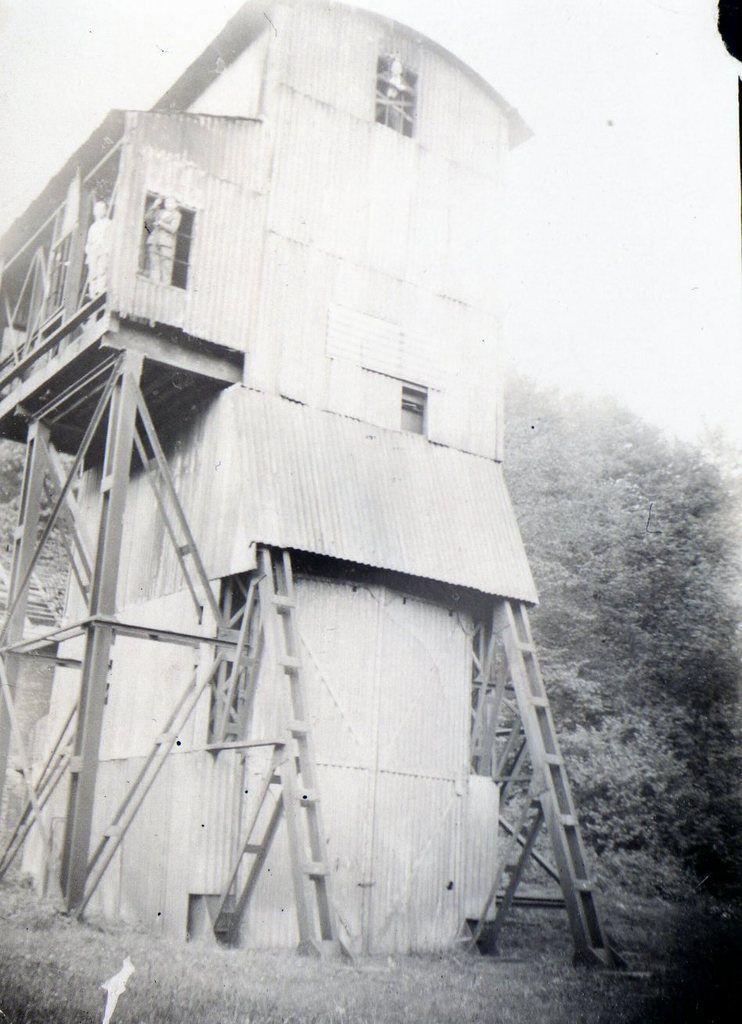 Le puits du Pensbrunn à Algrange