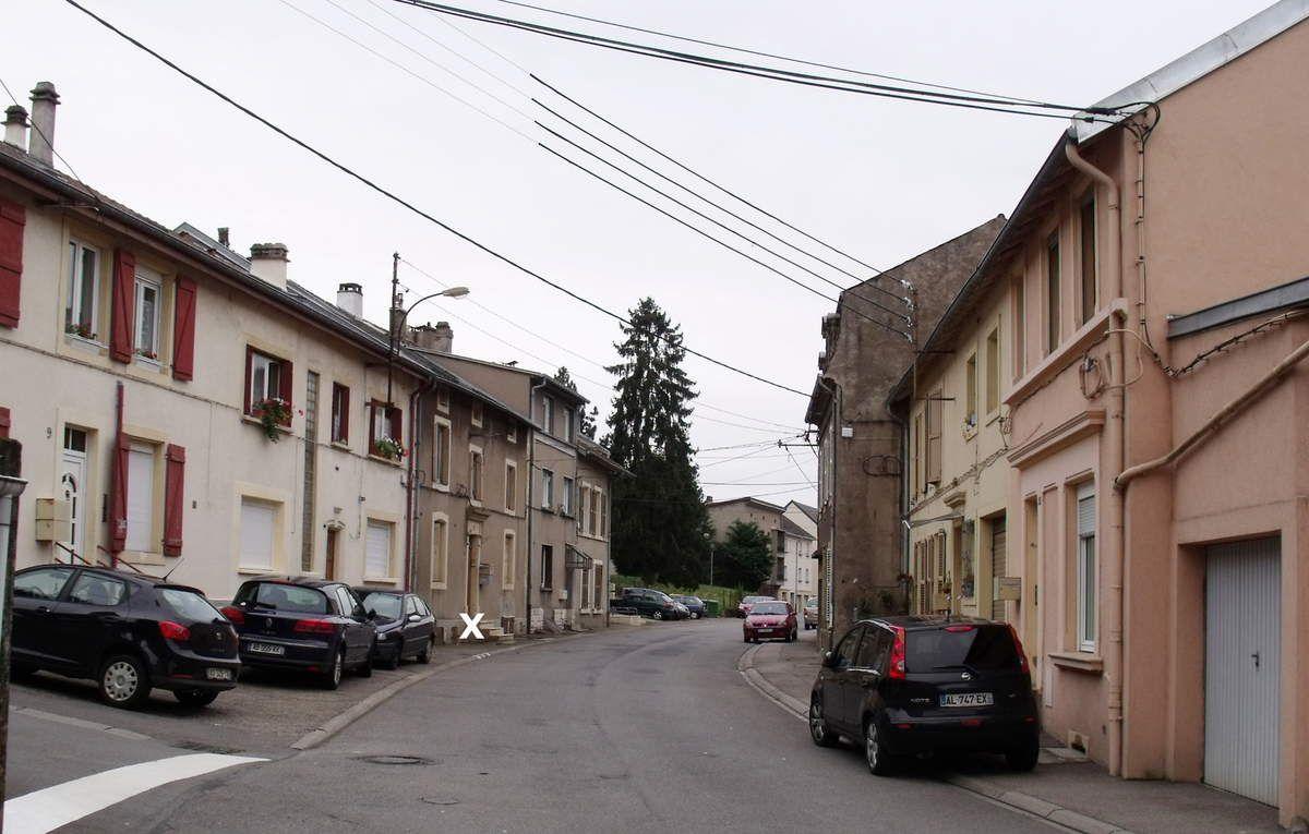 N° 13 rue saint Jean à Algrange - Habitation