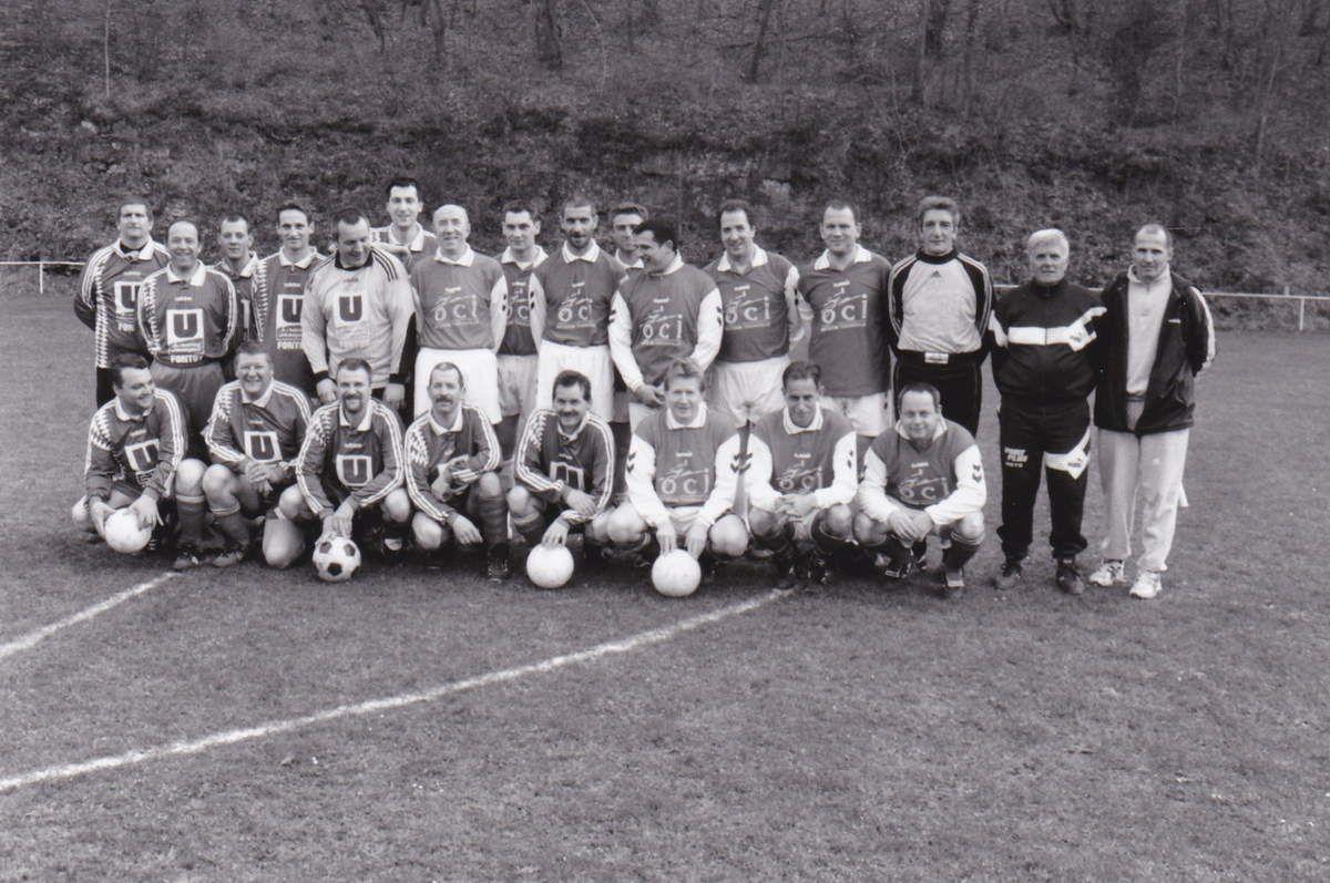 FOOTBALL avec les Vétérans de la Burbach