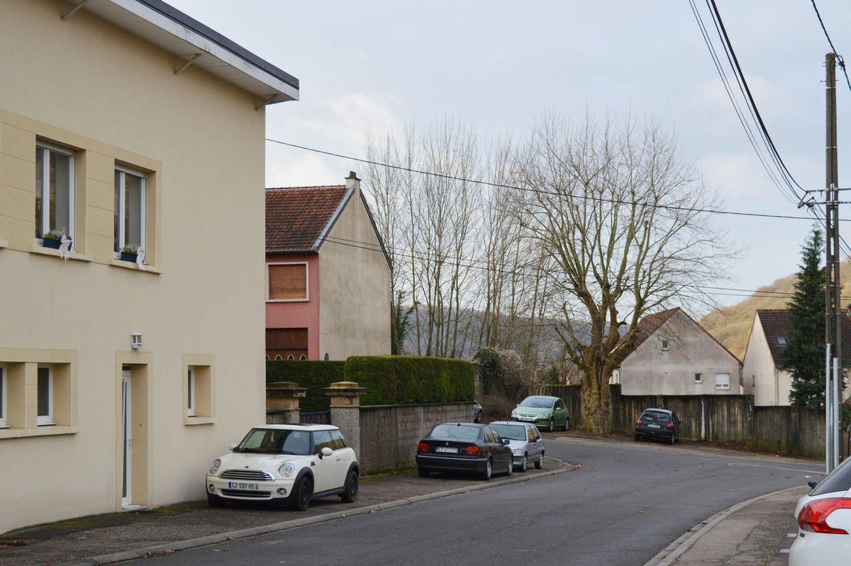N° 31-33 rue saint Jean à Algrange - Habitation