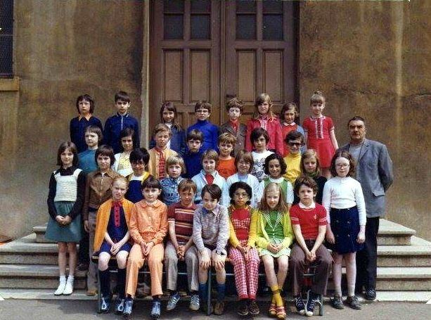 Photos de classes de l'école Wilson à Algrange - Norbert WURCLER