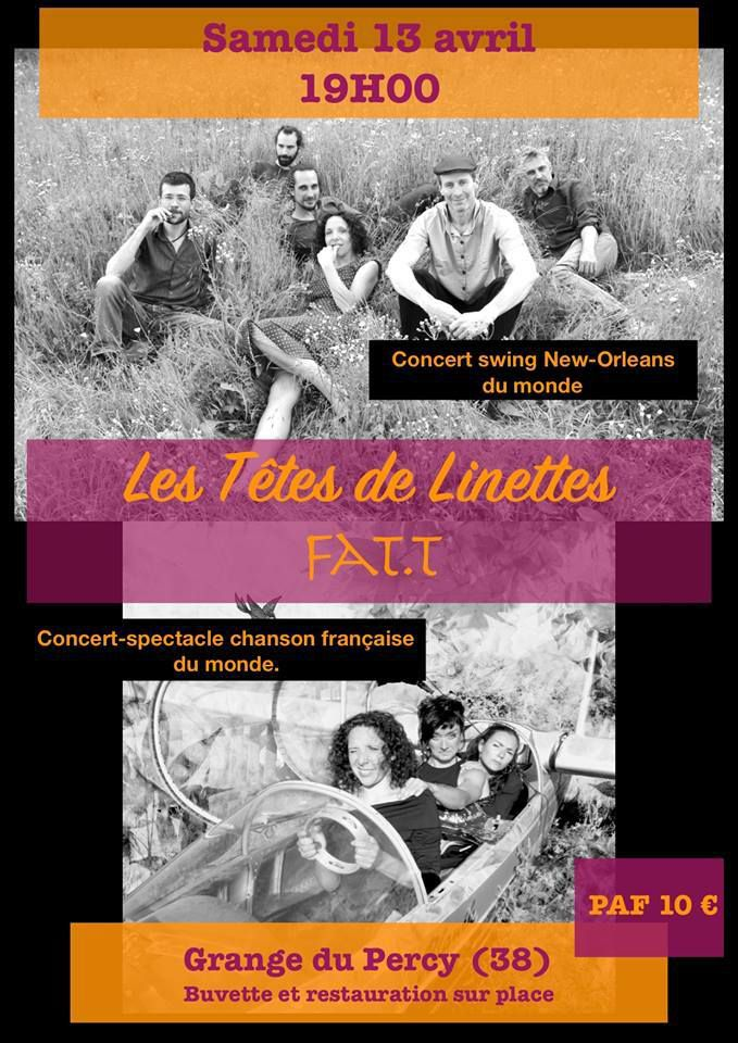 CONCERT/SPECTACLE