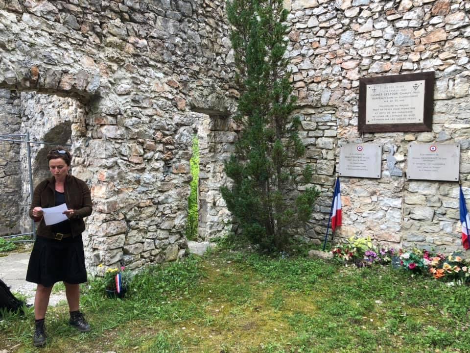 Annulation de la cérémonie nationale de commémoration Esparron du fait du Covid19