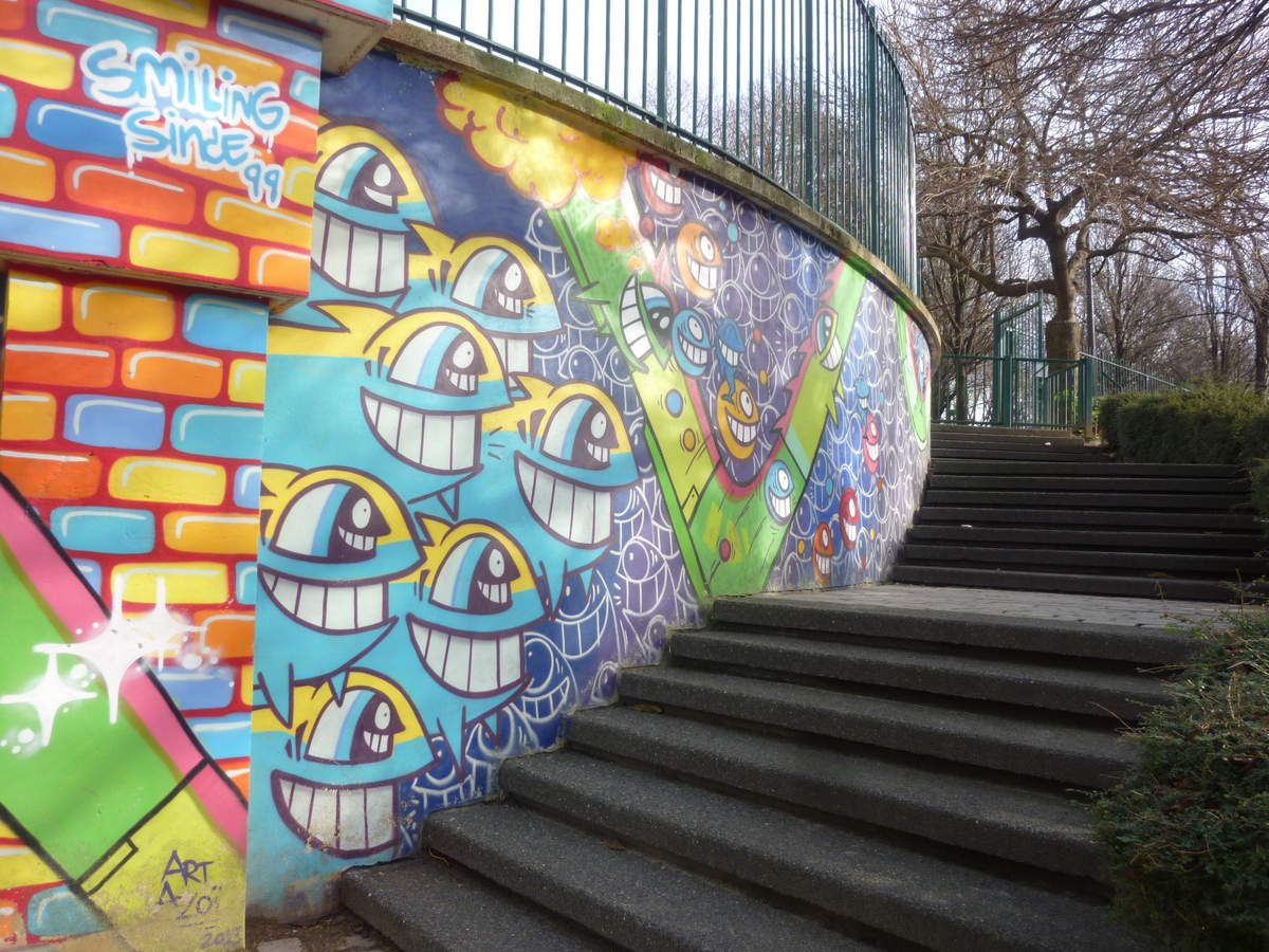 Pez - Paris 20e
