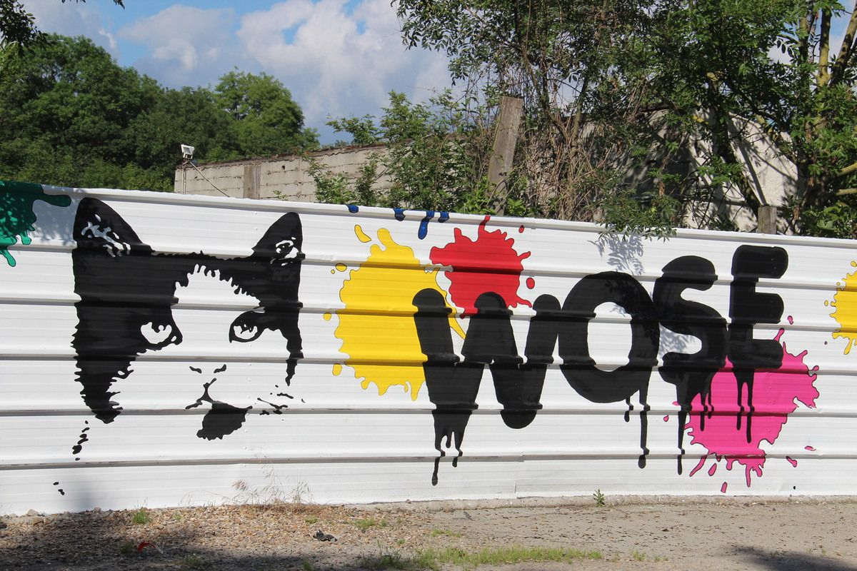 Wose - Fort d'Aubervilliers