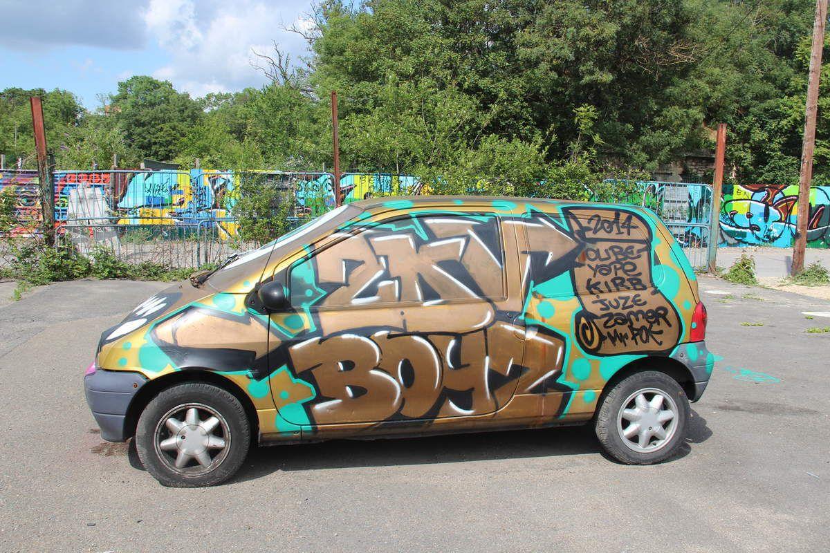 Collectif ZDV Boys - Fort d'Aubervilliers