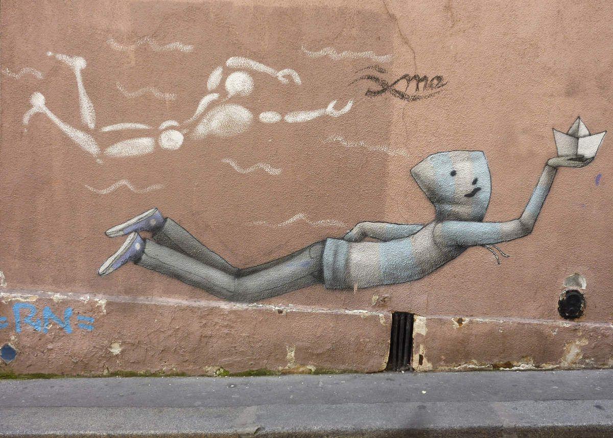 Avec Mesnager, Rue Blainville.