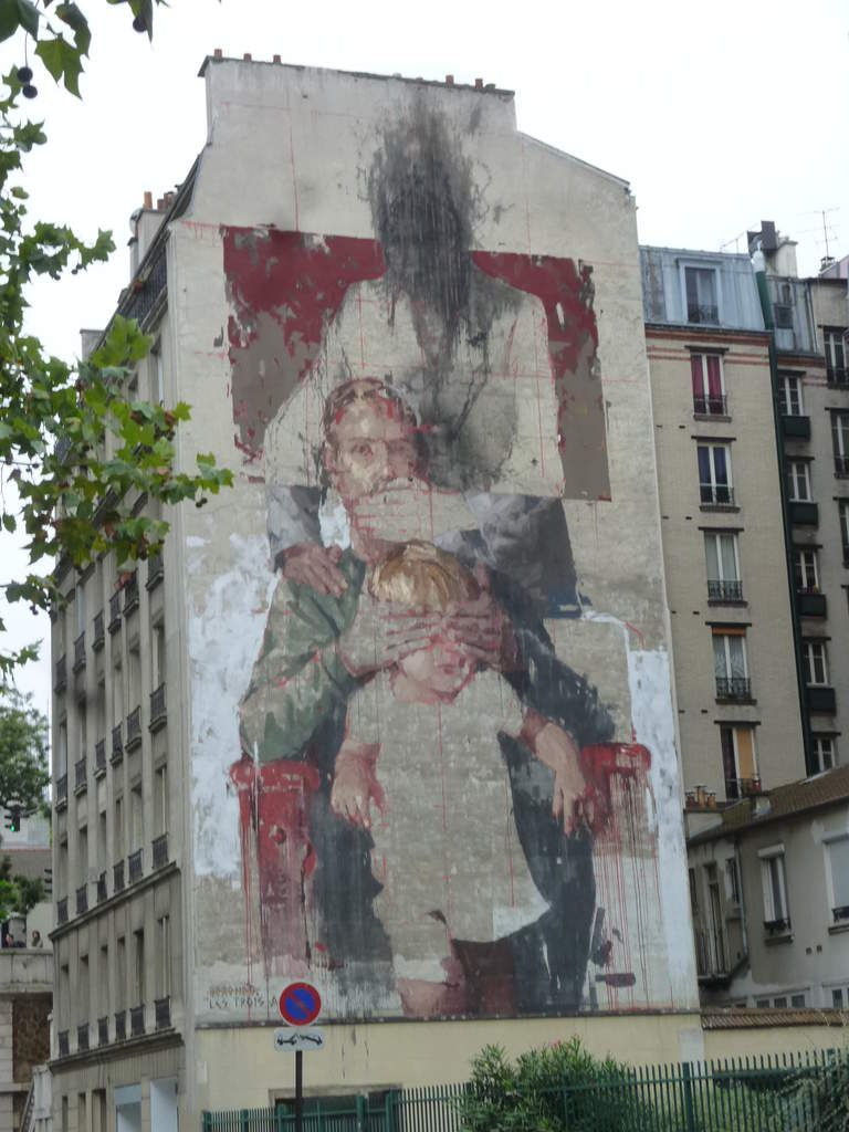 Borondo - Paris 13e