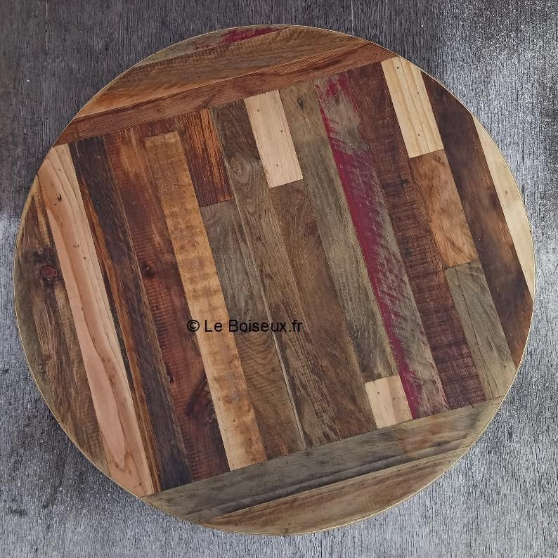 Guéridon, table bistrot, mange-debout, Ø 60 cm